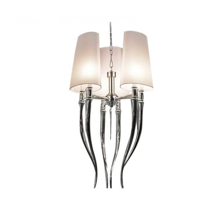 Azzardo AZ 0028 DIABLO több ágú függeszték lámpa