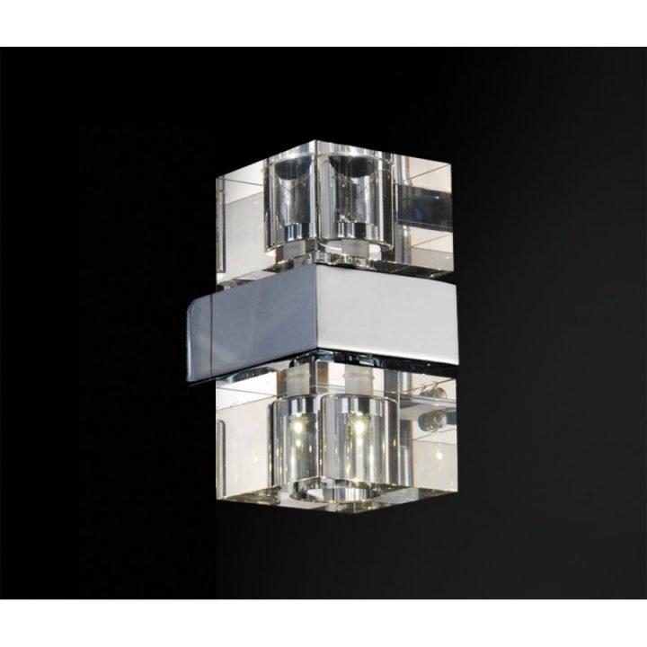Azzardo AZ 0035 BOX fali lámpa