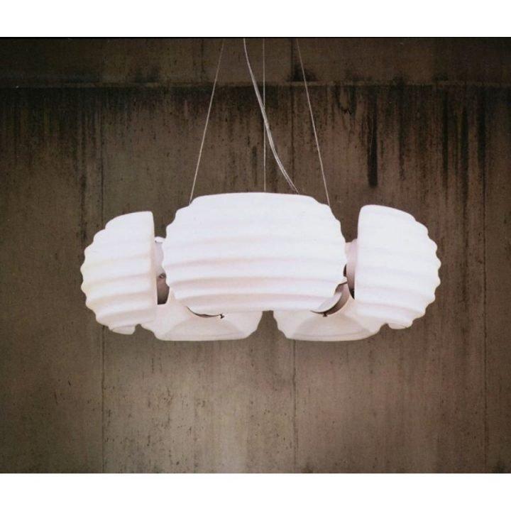 Azzardo AZ 0115 RONDO több ágú függeszték lámpa