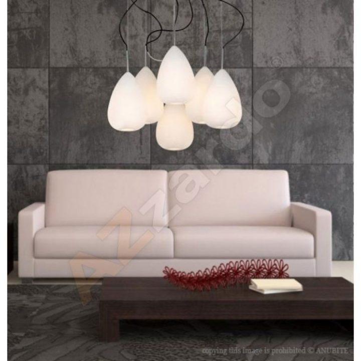 Azzardo AZ 0157 MIRAGE több ágú függeszték lámpa