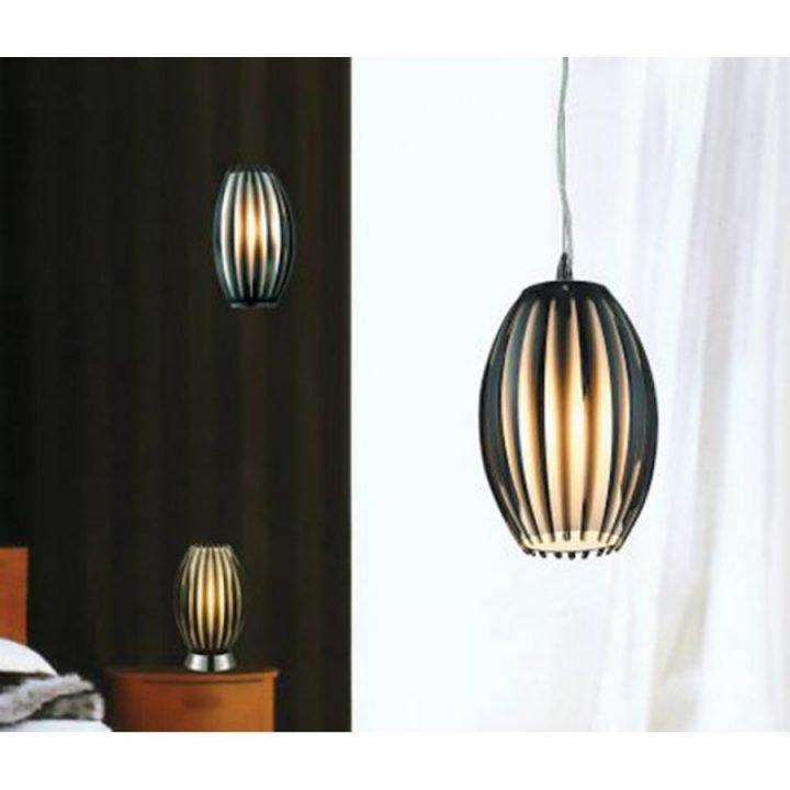 Azzardo AZ 0158 ELBA 1 ágú függeszték lámpa