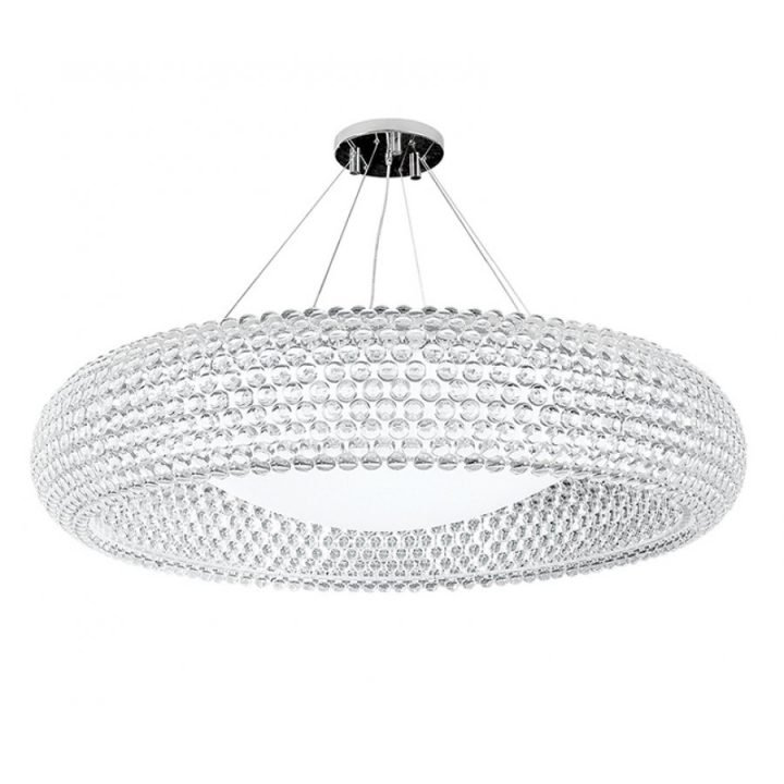 Azzardo AZ 0289 ACRYLIO több ágú függeszték lámpa