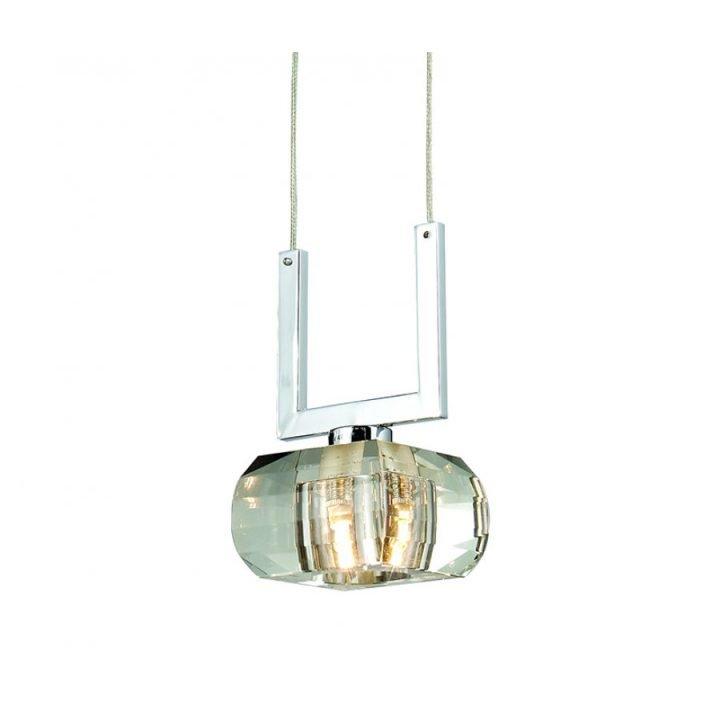 Azzardo AZ 0490 RUBIC 1 ágú függeszték lámpa