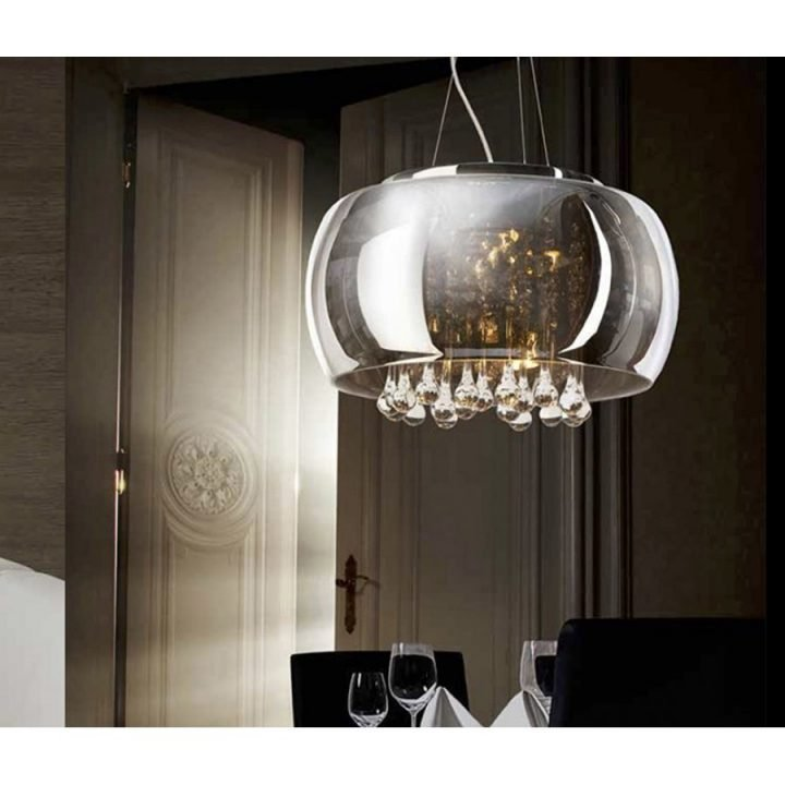 Azzardo AZ 0699 BURN több ágú függeszték lámpa