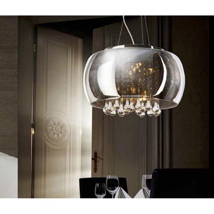 Azzardo AZ 0700 BURN több ágú függeszték lámpa