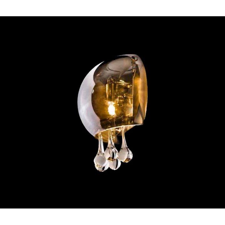 Azzardo AZ 0911 BURN fali lámpa