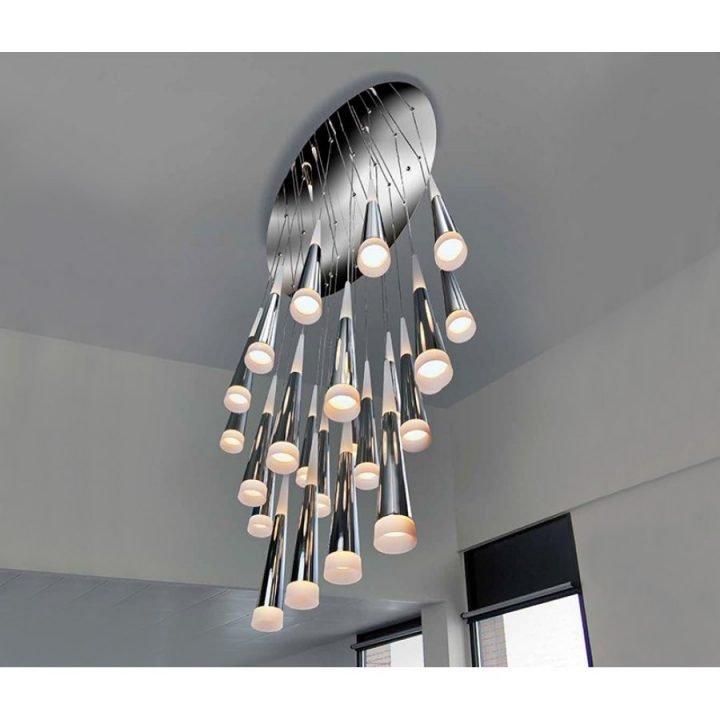 Azzardo AZ 0935 BRINA LED több ágú függeszték lámpa