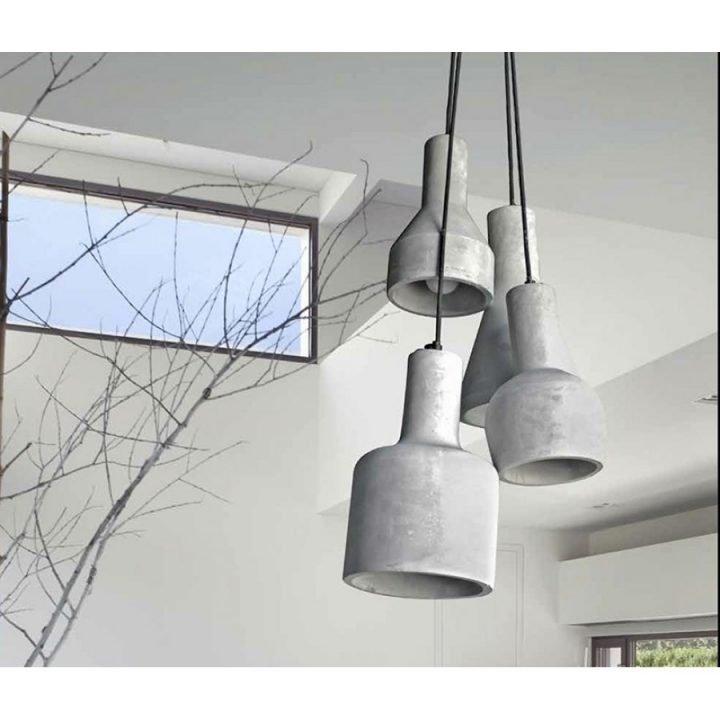 Azzardo AZ 1030 KARINA több ágú függeszték lámpa