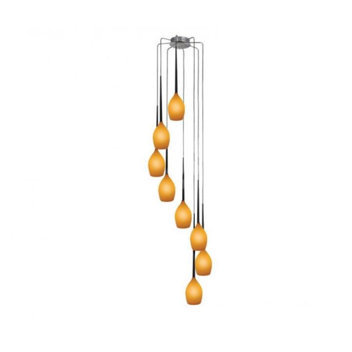 Azzardo AZ 1223 IZZA több ágú függeszték lámpa