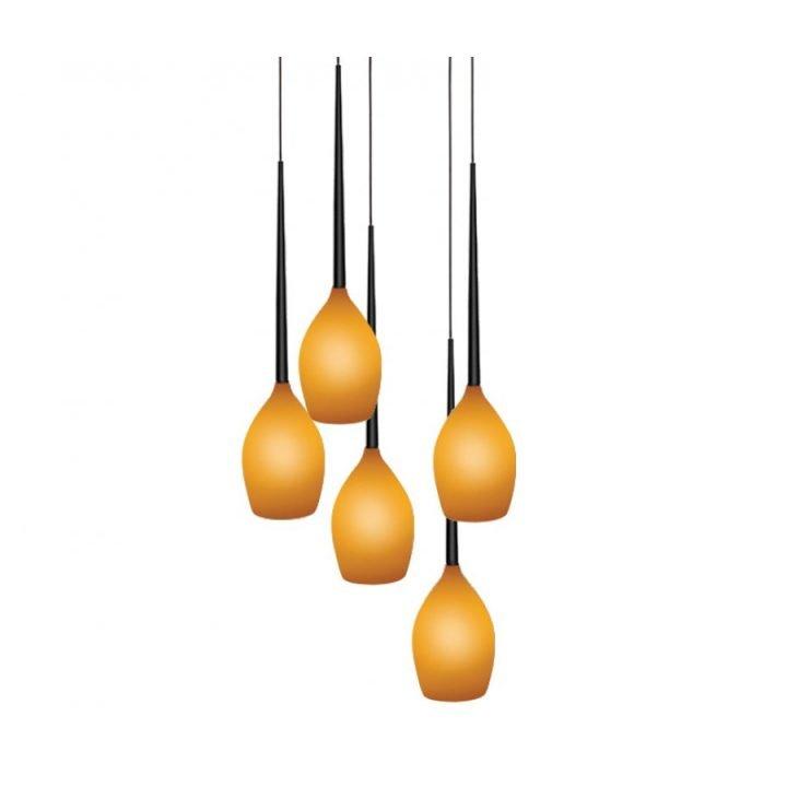 Azzardo AZ 1231 IZZA több ágú függeszték lámpa