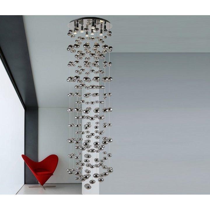 Azzardo AZ 1296 LUVIA XXL több ágú függeszték lámpa