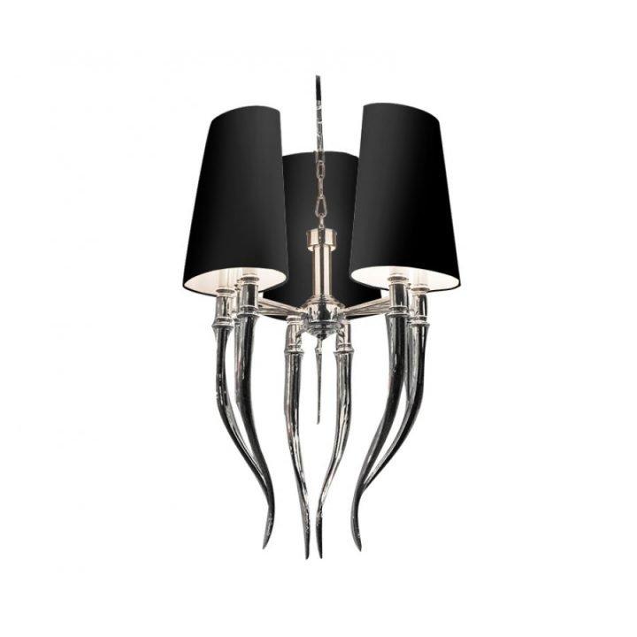 Azzardo AZ 1344 DIABLO több ágú függeszték lámpa