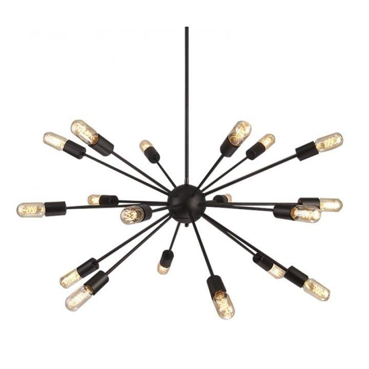 Azzardo AZ 1657 ORBIT több ágú függeszték lámpa