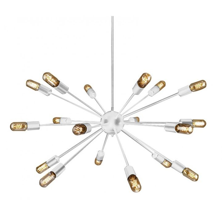Azzardo AZ 1658 ORBIT több ágú függeszték lámpa