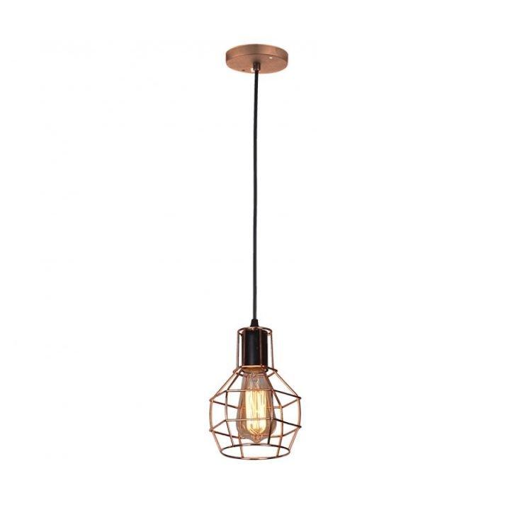 Azzardo AZ 1659 CARRON 1 ágú függeszték lámpa