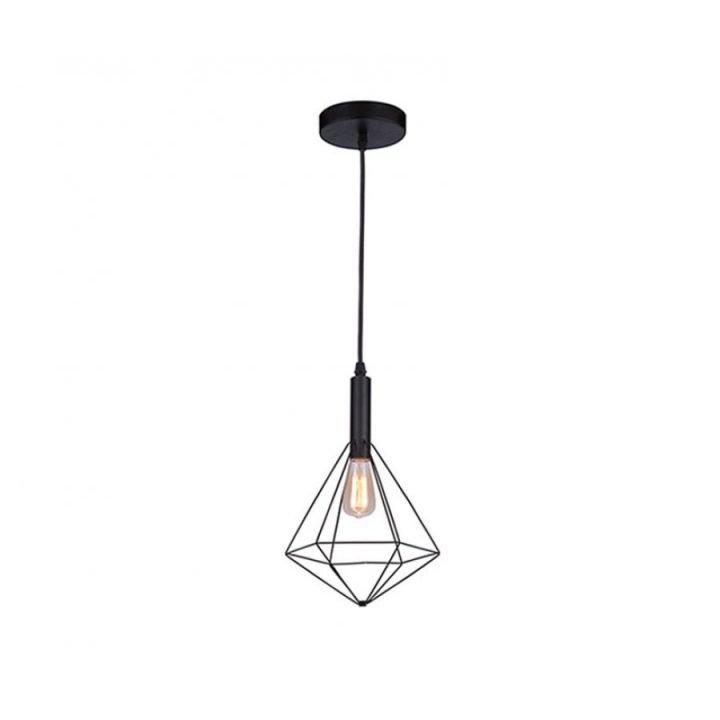 Azzardo AZ 2139 DIAMOND 1 ágú függeszték lámpa