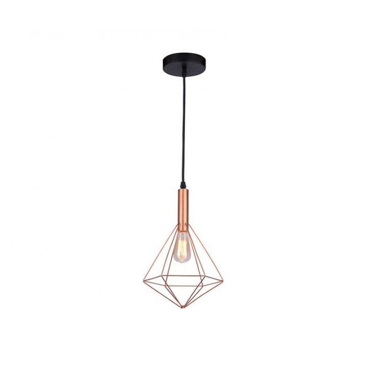 Azzardo AZ 2140 DIAMOND 1 ágú függeszték lámpa