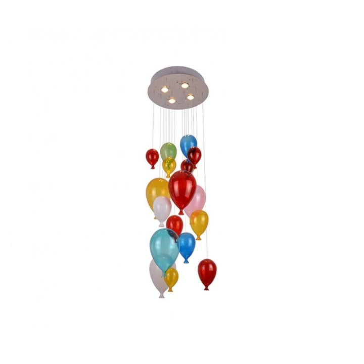 Azzardo AZ 2164 BALLOON több ágú függeszték lámpa
