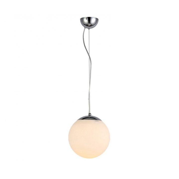 Azzardo AZ 2515 WHITE BALL 1 ágú függeszték lámpa