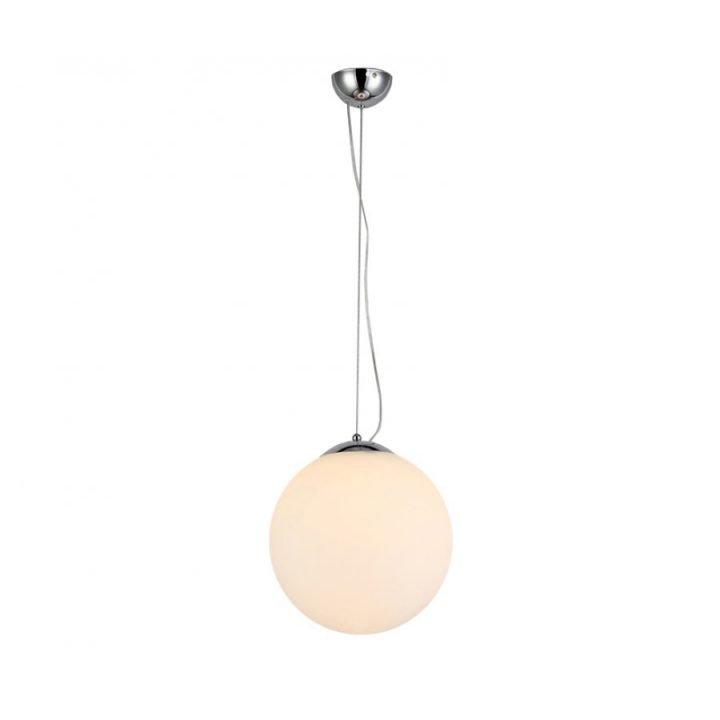 Azzardo AZ 2516 WHITE BALL 1 ágú függeszték lámpa