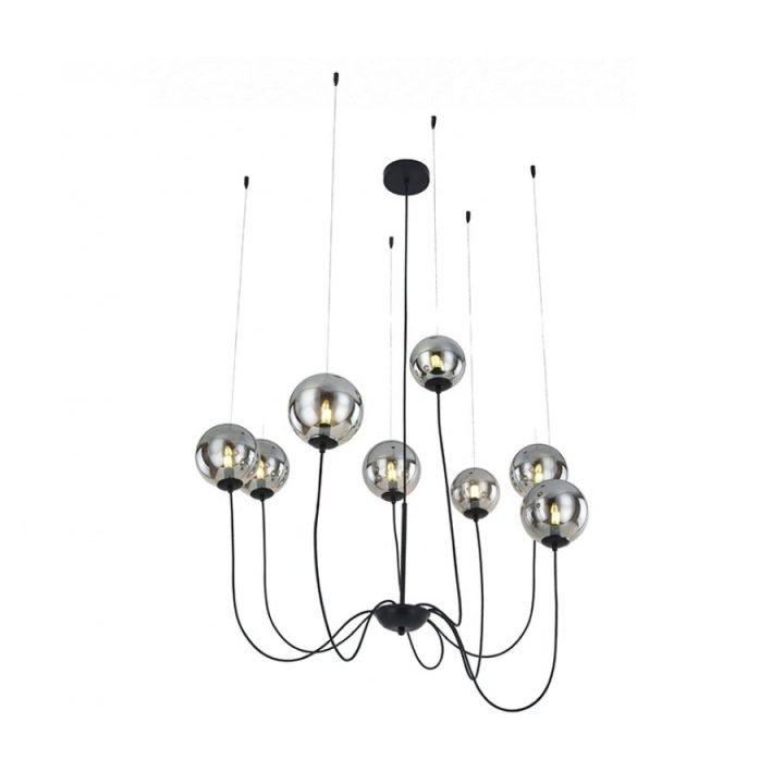 Azzardo AZ 2639 CONFLUX több ágú függeszték lámpa