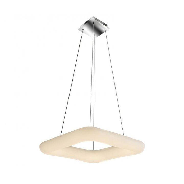 Azzardo AZ 2667 DONUT SQUARE LED 1 ágú függeszték lámpa