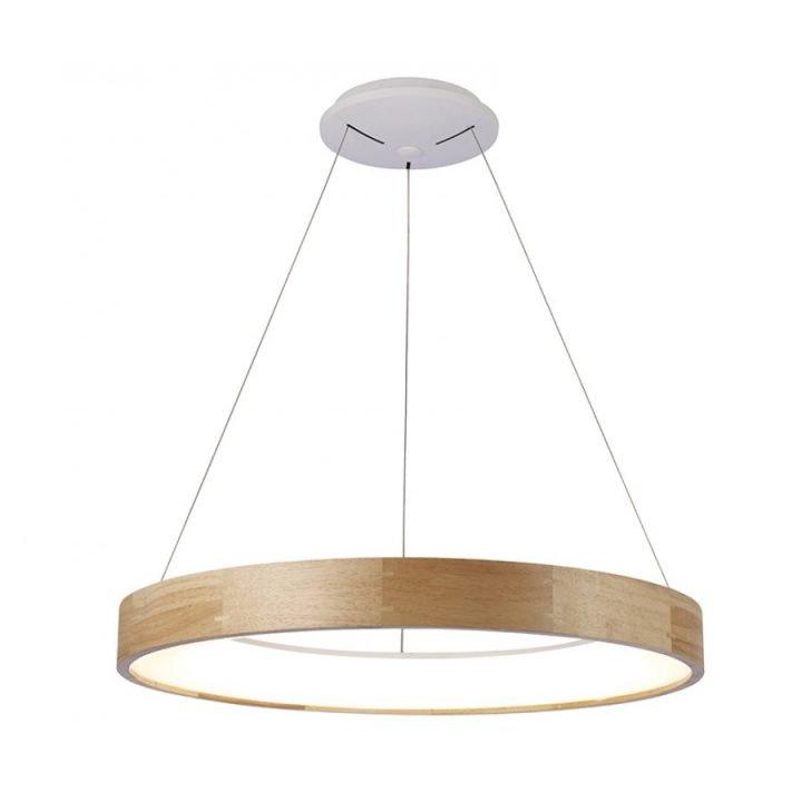 Azzardo AZ 2699 SILVAM LED 1 ágú függeszték lámpa