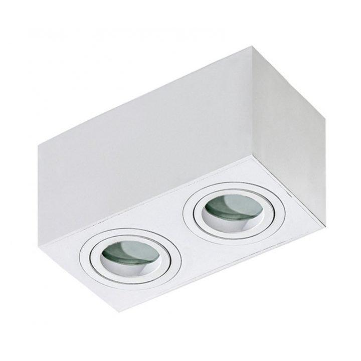 Azzardo AZ 2823 BRANT SQUARE mennyezeti spot lámpa