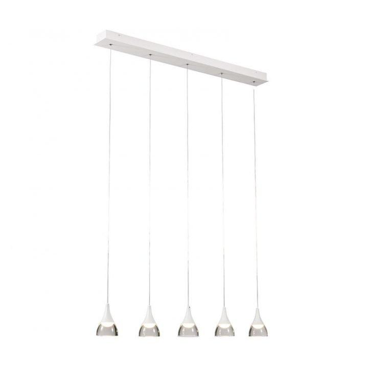 Azzardo AZ 2848 DALMATIA LED több ágú függeszték lámpa