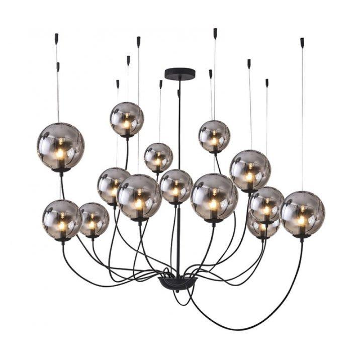 Azzardo AZ 2908 CONFLUX több ágú függeszték lámpa