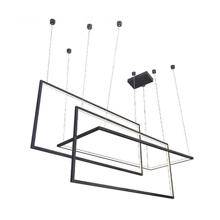 Azzardo AZ 2914 METRIC LED több ágú függeszték lámpa