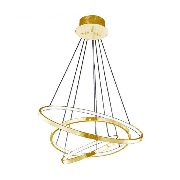 Azzardo AZ 2918 WHEEL LED több ágú függeszték lámpa