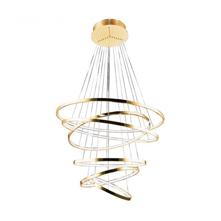Azzardo AZ 2921 WHEEL LED több ágú függeszték lámpa