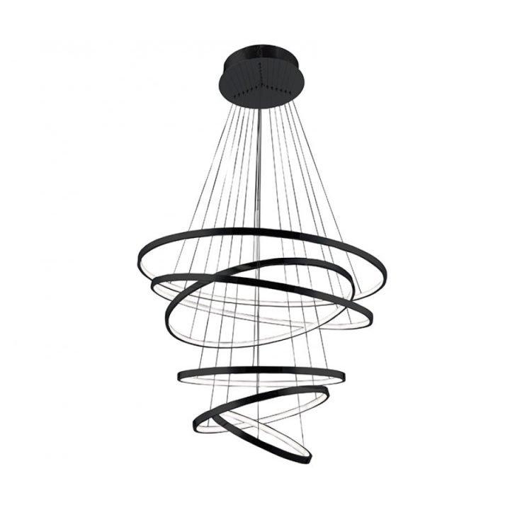 Azzardo AZ 2923 WHEEL LED több ágú függeszték lámpa