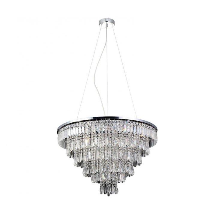 Azzardo AZ 2926 KALABRIA XL több ágú függeszték lámpa