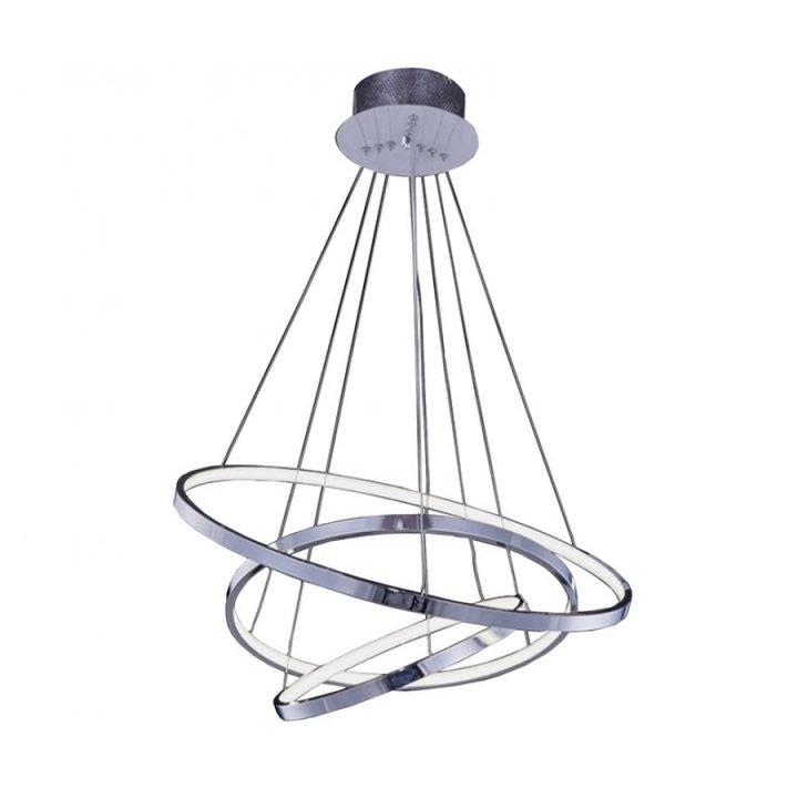 Azzardo AZ 2989 WHEEL LED több ágú függeszték lámpa