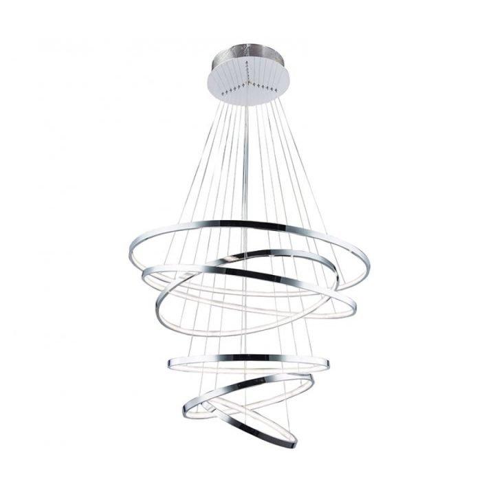 Azzardo AZ 2990 WHEEL LED több ágú függeszték lámpa