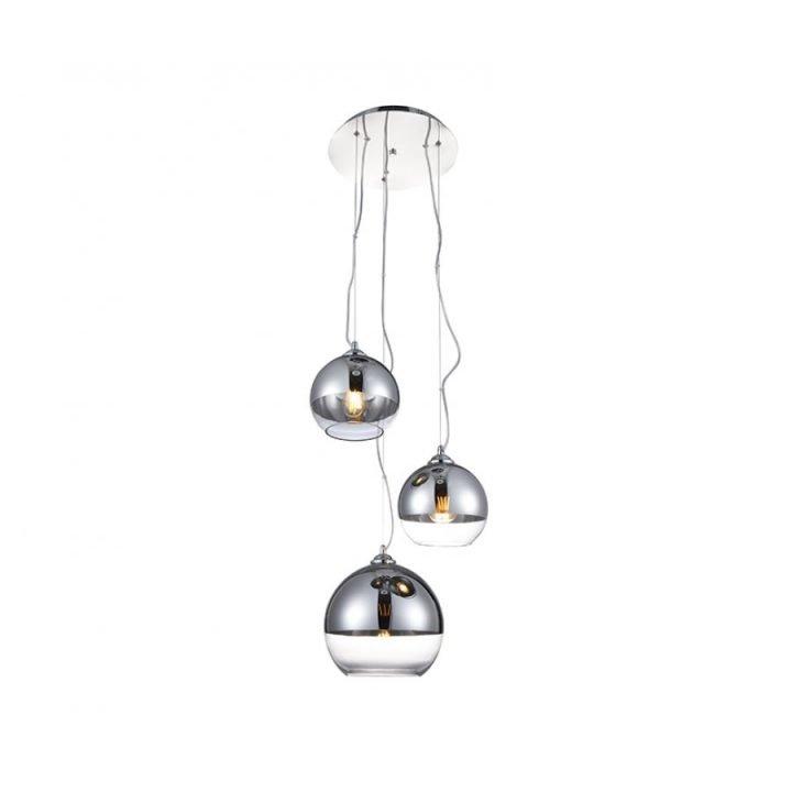 Azzardo AZ 3104 IRIS több ágú függeszték lámpa