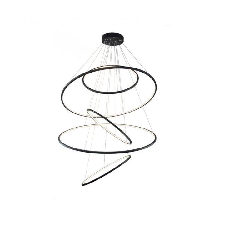 Azzardo AZ 3137 WHEEL LED több ágú függeszték lámpa