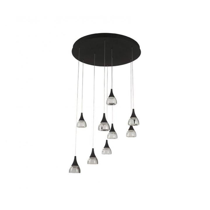 Azzardo AZ 3143 DALMATIA LED több ágú függeszték lámpa