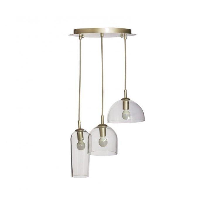 Azzardo AZ 3338 BLANCA több ágú függeszték lámpa