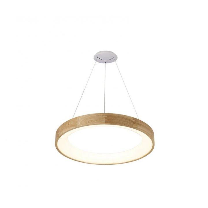 Azzardo AZ 3344 SILVAM LED 1 ágú függeszték lámpa