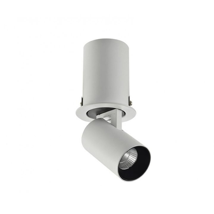 Azzardo AZ 3396 LUNA álmennyezetbe építhető LED lámpa