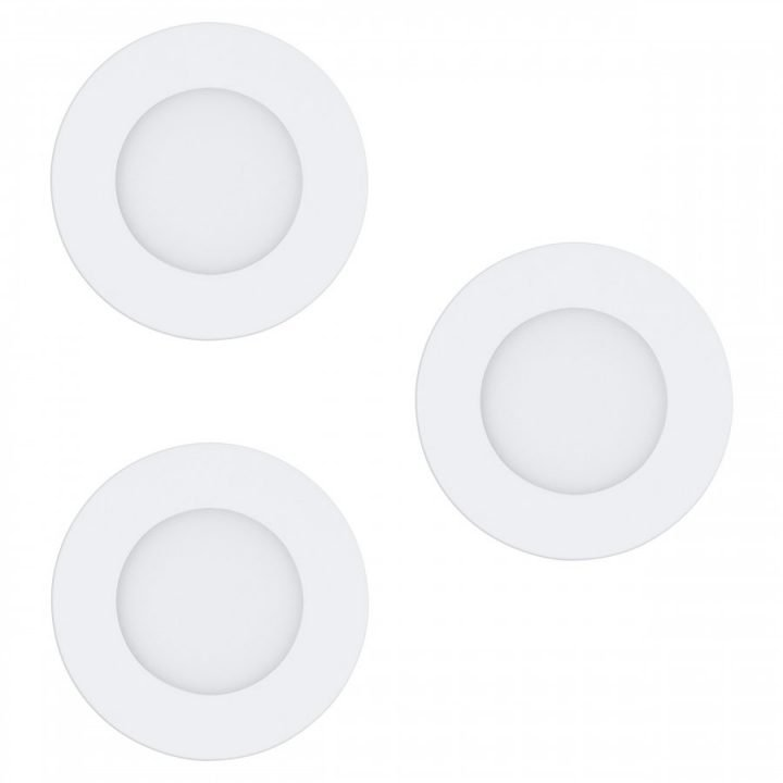 EGLO 32881 FUEVA-C álmennyezetbe építhető LED lámpa