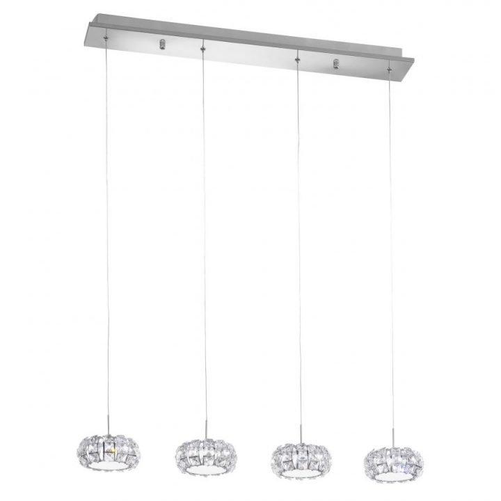 EGLO 39007 CORLIANO több ágú függeszték LED lámpa