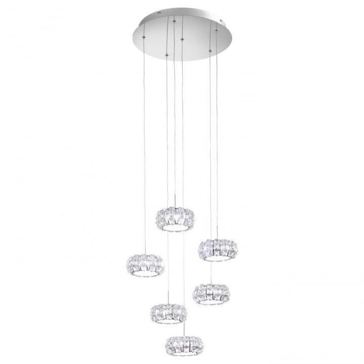 EGLO 39008 CORLIANO több ágú függeszték LED lámpa