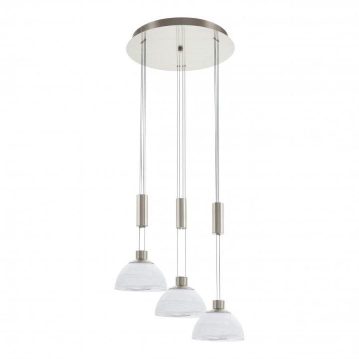 EGLO 93467 MONTEFIO több ágú függeszték LED lámpa