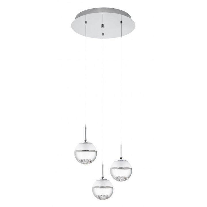 EGLO 93709 MONTEFIO 1 több ágú függeszték LED lámpa