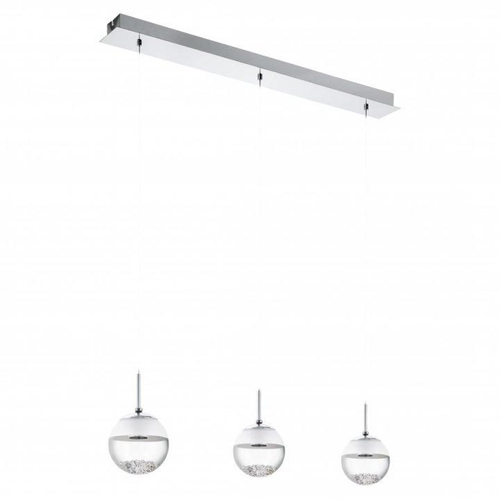 EGLO 93784 MONTEFIO 1 több ágú függeszték LED lámpa