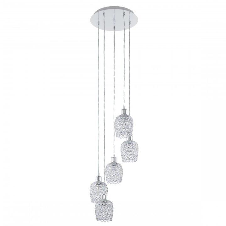 EGLO 94898 BONARES 1 több ágú függeszték lámpa